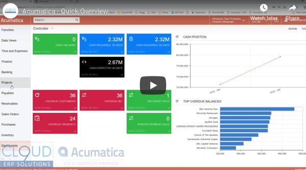 Acumatica-Demo-Quick-Overview