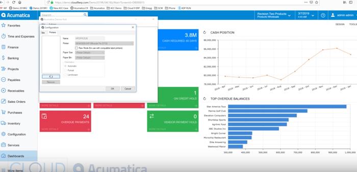 Acumatica-Device-Hub-Configuration