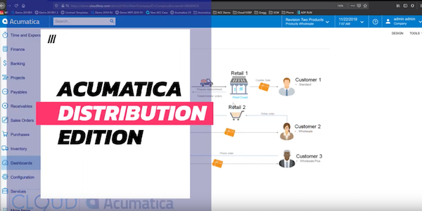 Acumatica-Distribution-Edition-ERP-Demo