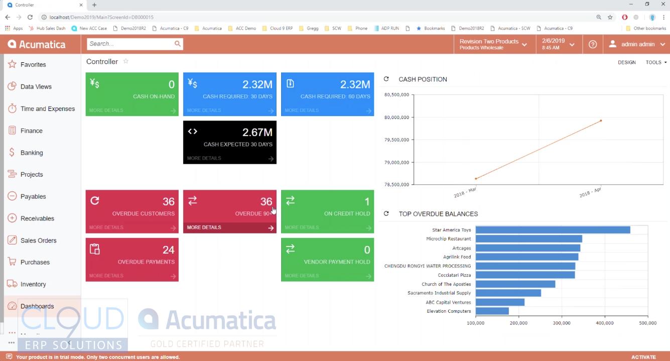 Acumatica-Overview-Demo