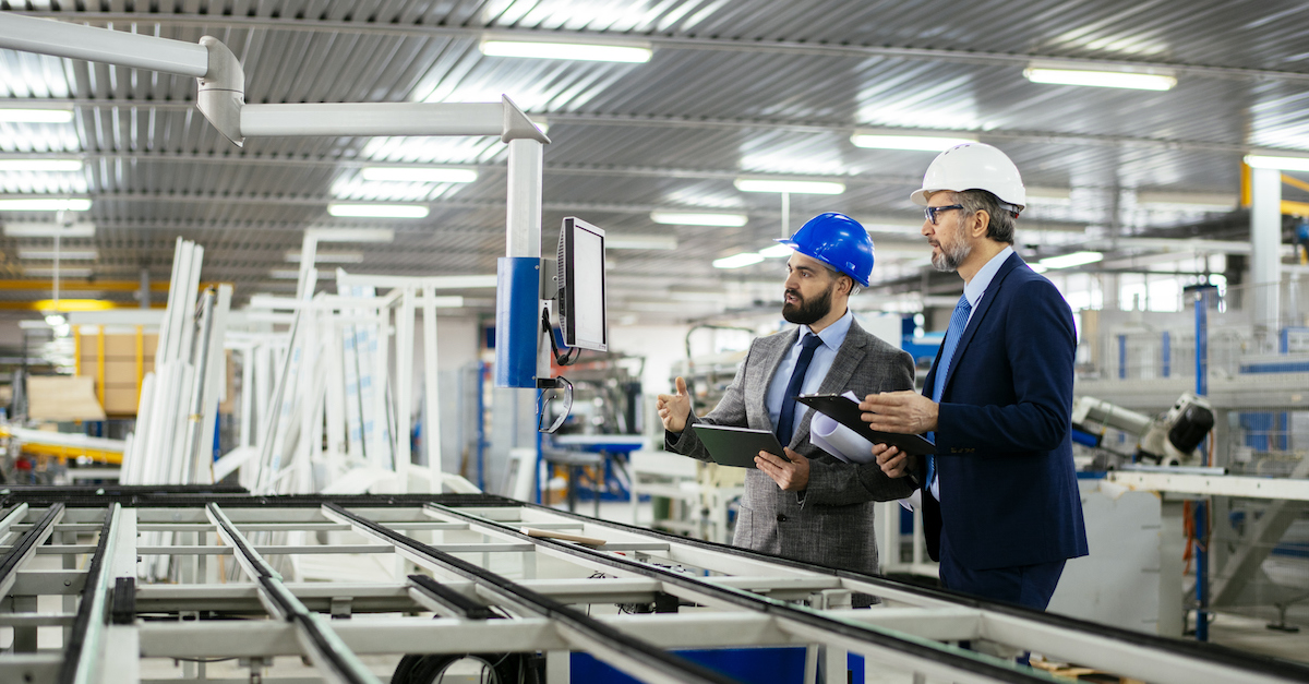 How Manufacturers Can Build Resilience in Recovery