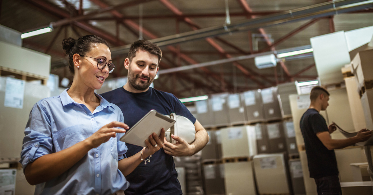 technology warehouse modernization